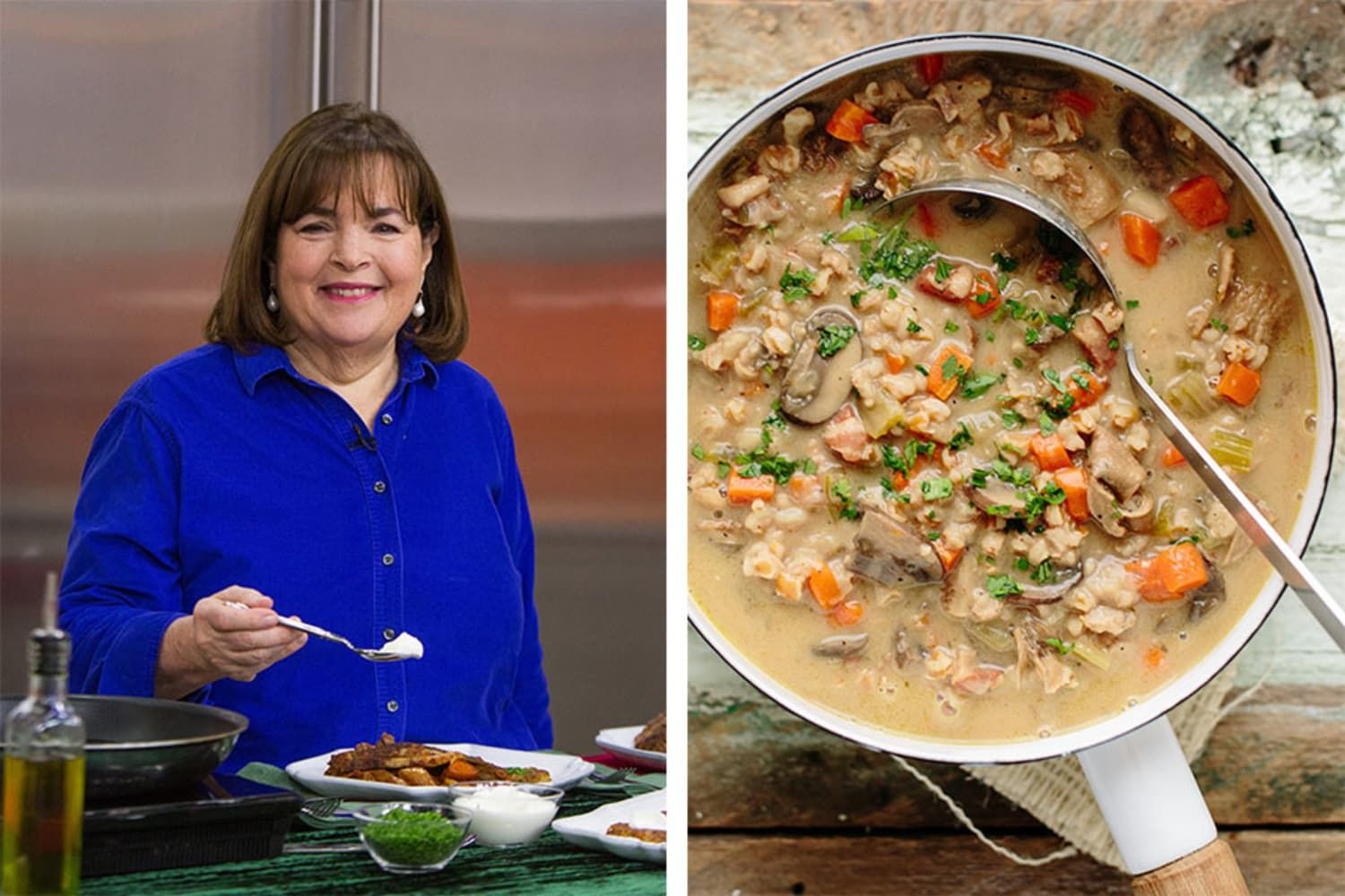 Our Top 10 Favorite Ina Garten Soup Recipes Best Soup Recipes Soup Recipes Vegetable Soup Recipes