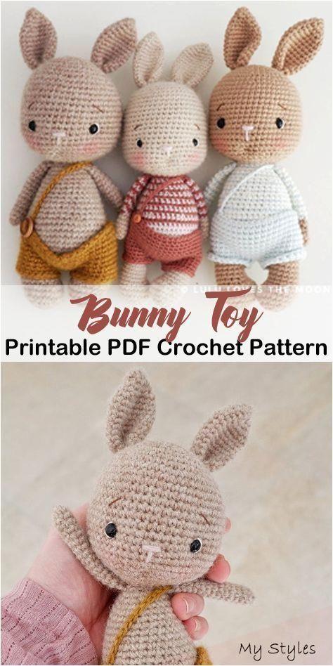 Make a Cute Bunny - Easter Present - Stricken ist so einfach wie 1, 2, 3 Das Str- #career #quotes