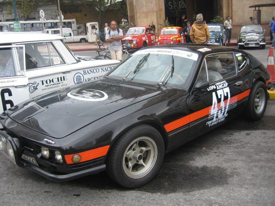 VW SP2, DEVELOPED IN BRAZIL 1972/1976