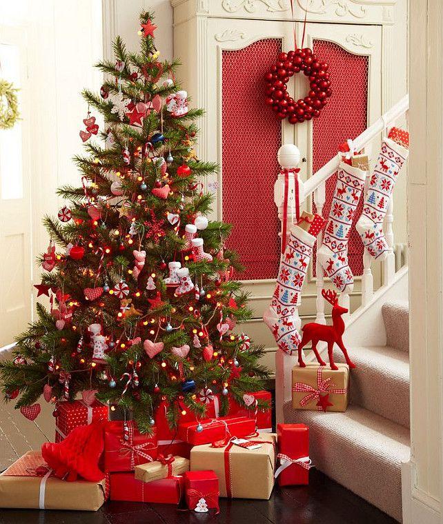 Christmas Decorating Ideas Holiday Decor Pinterest - christmas decorating ideas