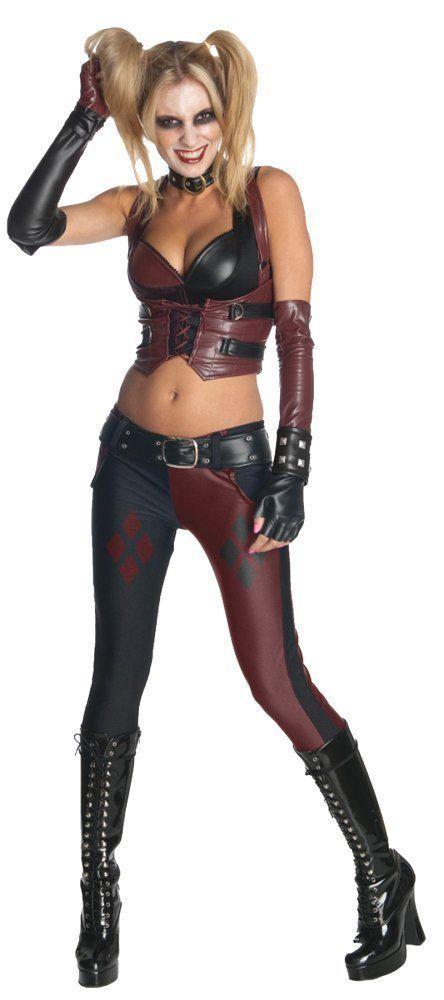 e2f34ecbf67c0 Costumes! Batman's Harley Quinn The Dark Knight Rises Costume Set ...