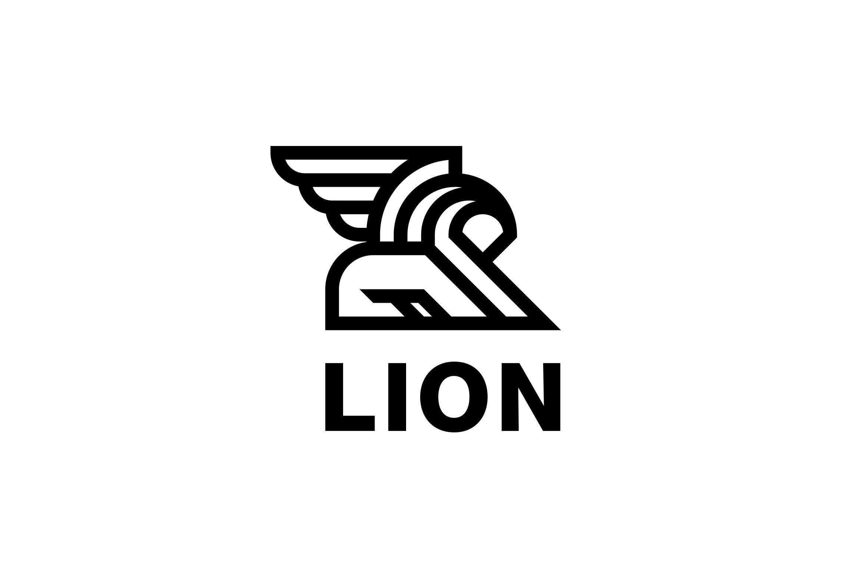 Lion Logo by Last Spark on @creativemarket logos, logo
