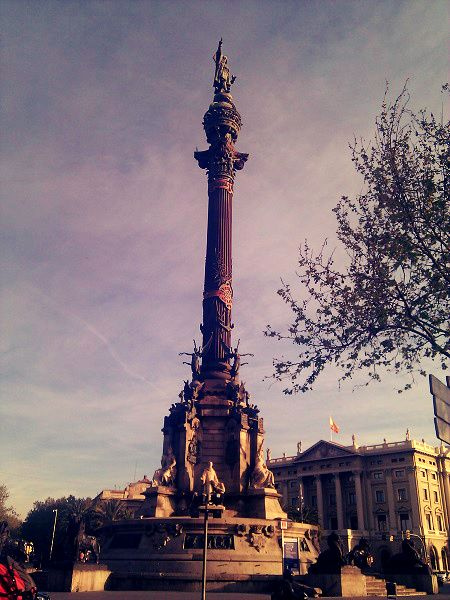 columbus Barcelona