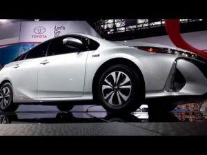 Cars 2017 New Toyota Models