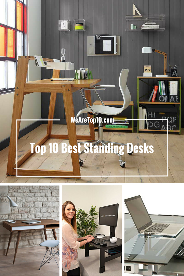 Top 10 Best Standing Desks Reviews by Price \u0026 Rating!!! #Desk ...