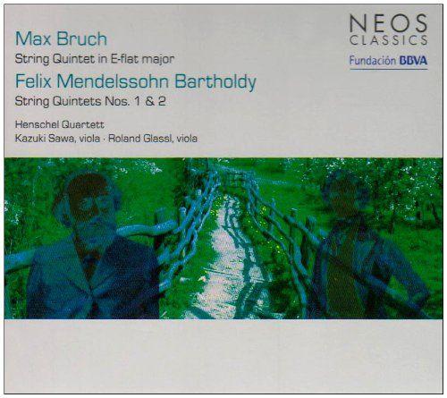 Felix Mendelssohn Bartholdy - String Quintets