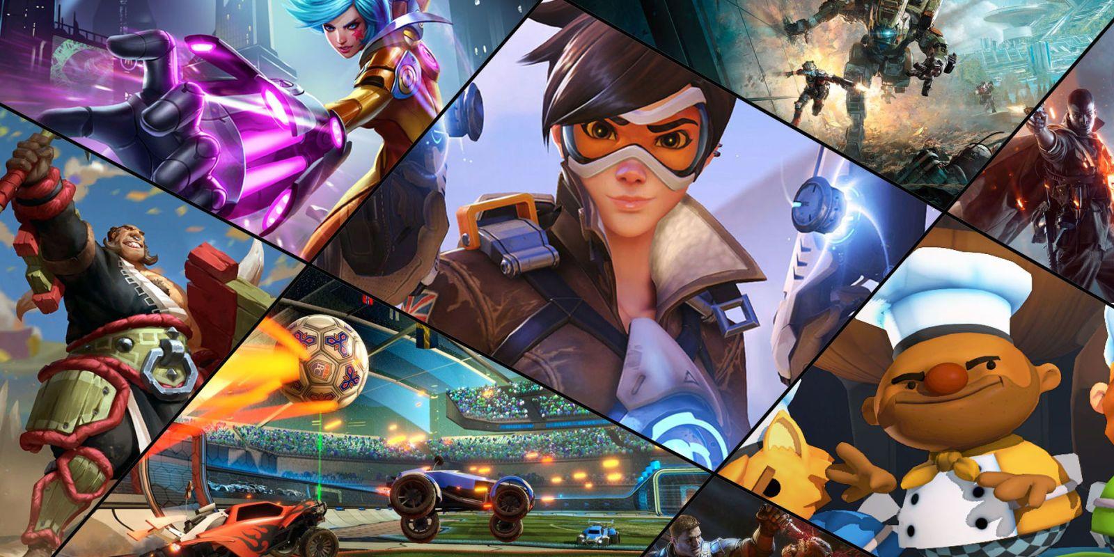 Games multiplayer ps4 oyun ense