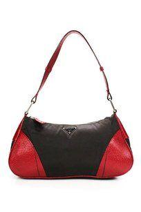 226a6e3c41341a Prada Mint Vintage Satchel/Bowler Bold Chrome Accents Hobo High-end Bohemian  Shoulder Bag