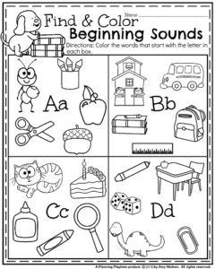 math worksheet : back to school kindergarten worksheets  kindergarten worksheets  : Abc Worksheet For Kindergarten
