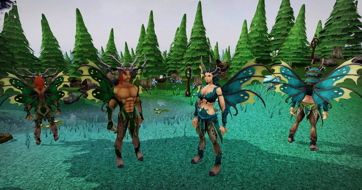 Rs3 Satyr Outfit Overrides Fashionscape Satyr Moose Art Animals The cape, along with the quest point hood, can be purchased from the wise old man in draynor village for 99,000 coins. rs3 satyr outfit overrides