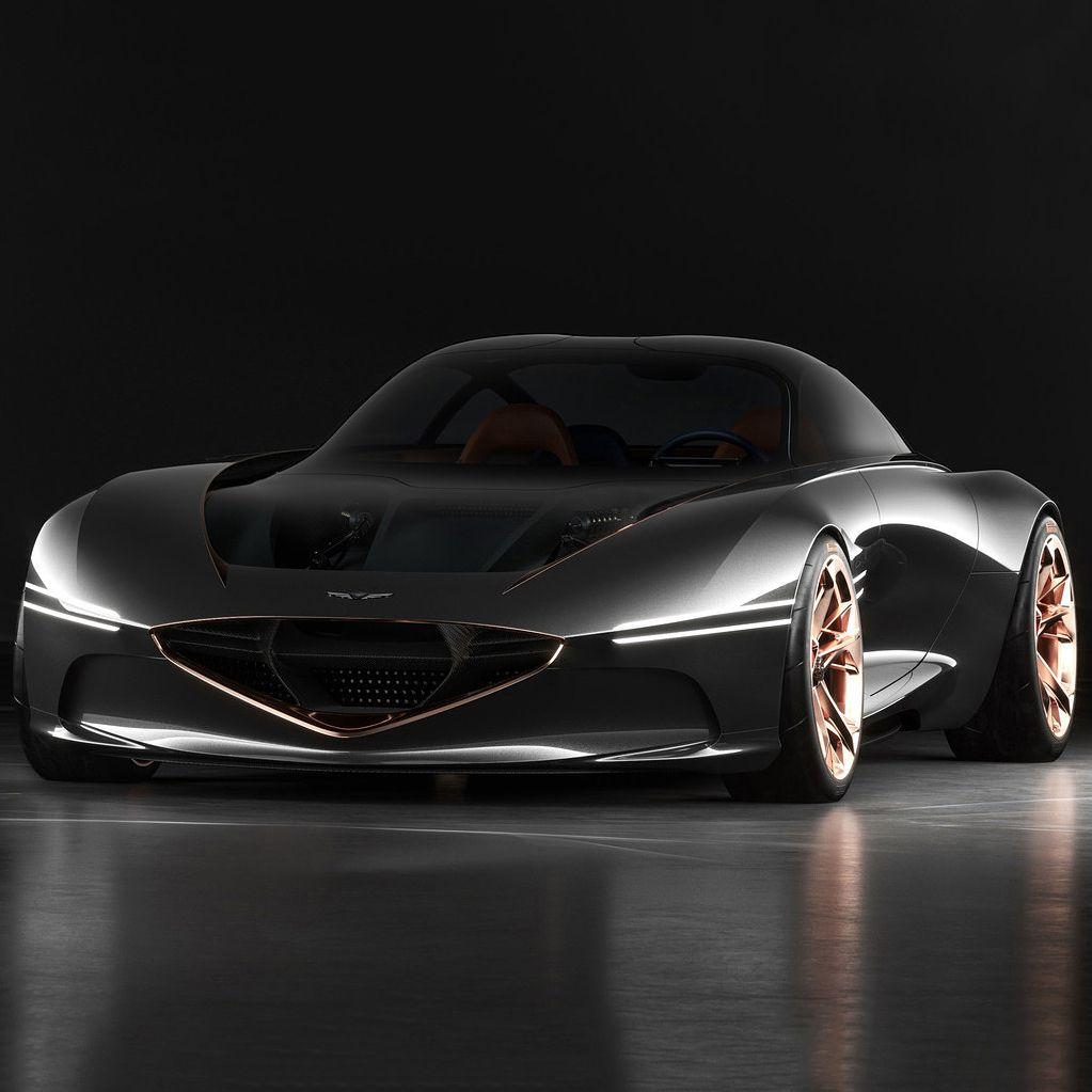 Feast Your Eyes On The New Hyundai Genesis Concept Car