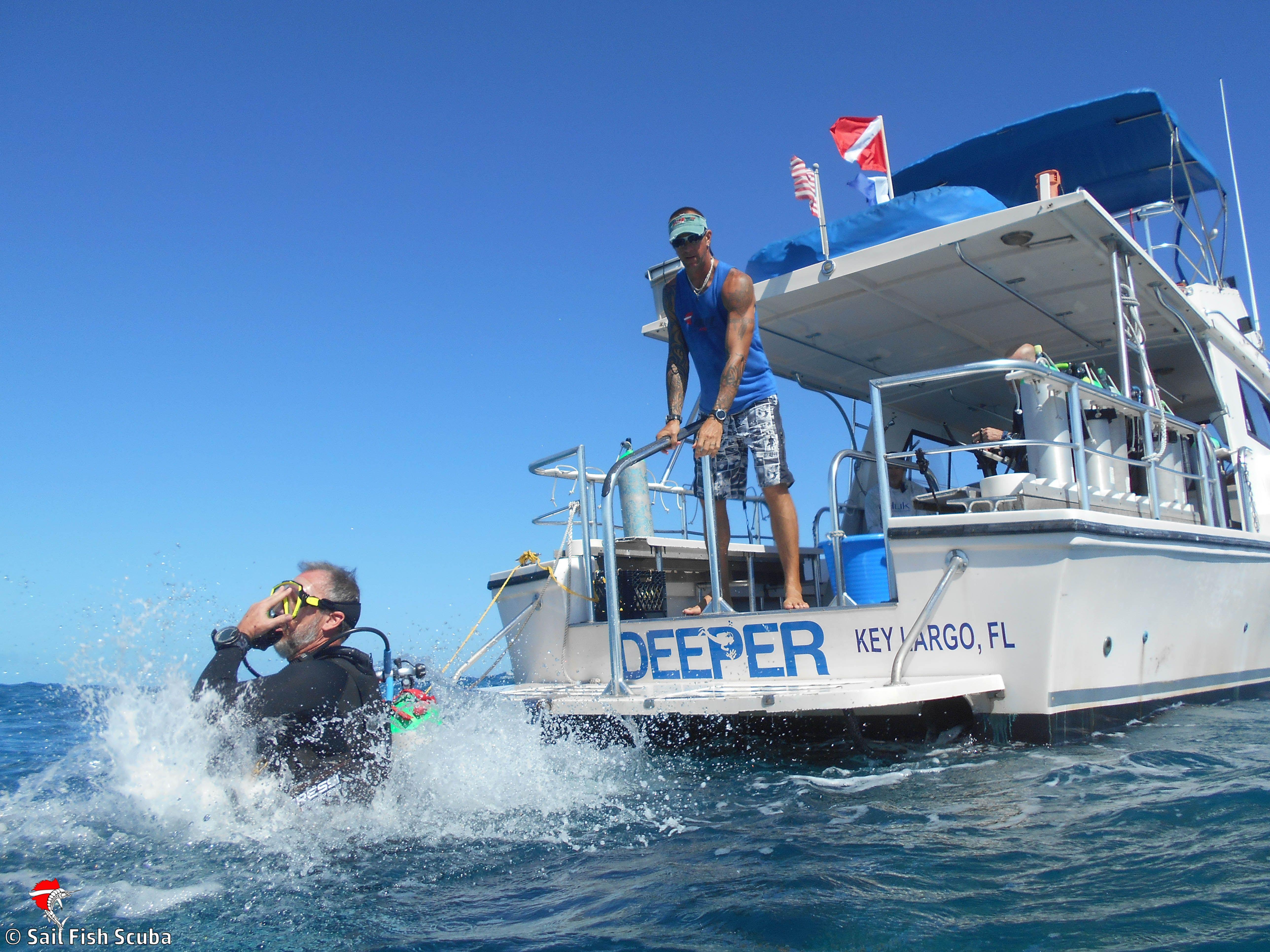 Key Largo Scuba Diving - Florida Keys Dive Shop