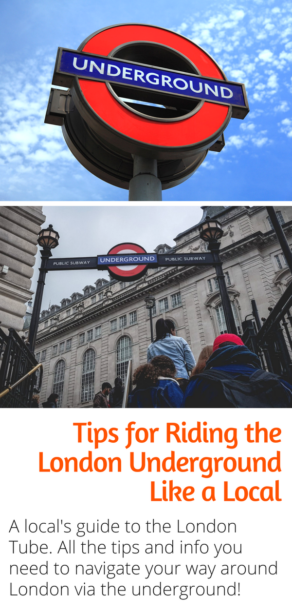 A Localu0027s Guide to the London Underground
