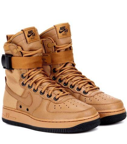 nike nike air force 1 campo speciali scarpe stivali di primavera  estate