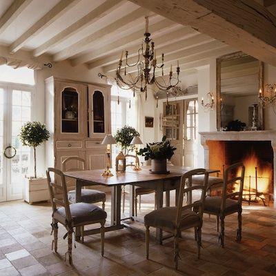 Les plus jolies salles à manger blanches idées à prendre Idées