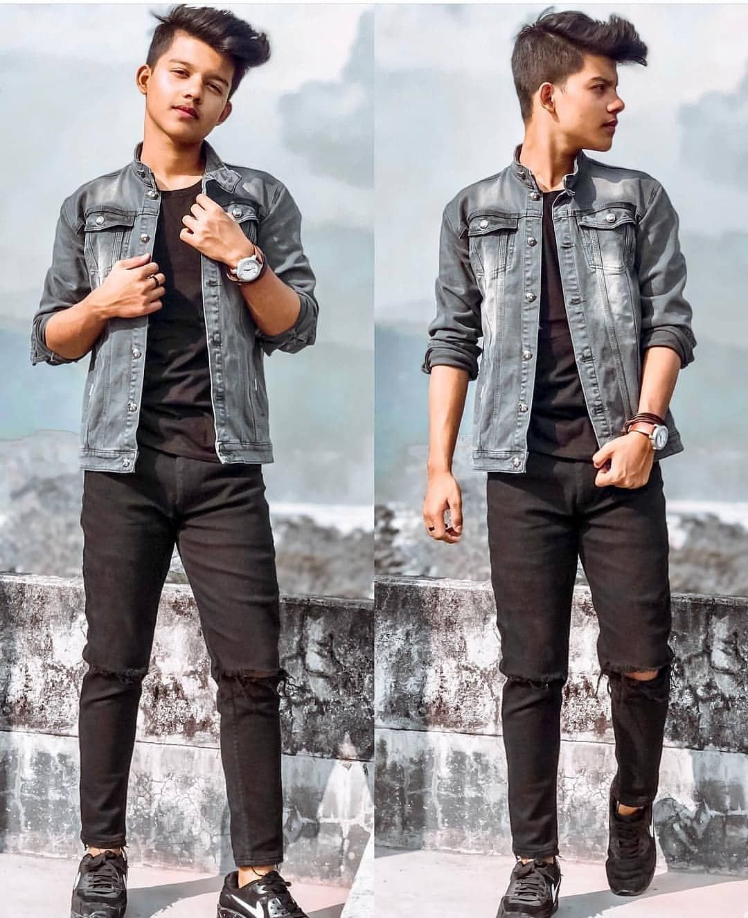 Riyaz Riyaziyyat Riyazkhan Style Blogger Tiktok Prateekpardeshi Am Amazing Blogger Hai Cute Boy Photo Photography Poses For Men Cute Stars