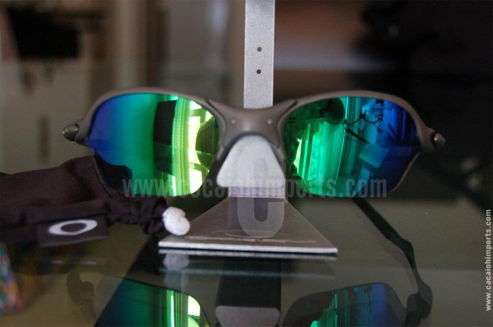 e23dc9c0e Romeo 2.0 X-Metal / G26 Iridium Oakley Oculos, Chaves, Venda De Óculos