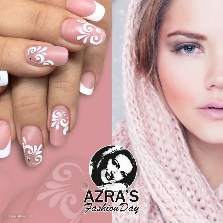 Abc Nailstore Prasentiert Azra S Fashion Day Dreamful Winter