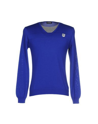 DIRK BIKKEMBERGS Men's Sweater Bright blue S INT