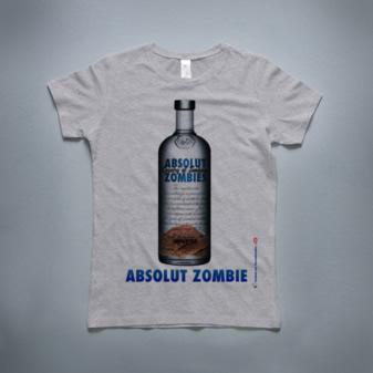 Vodka con esencia de cerebro... mmmmm..más en  http://es.qstoms.com/the-zombie-walker