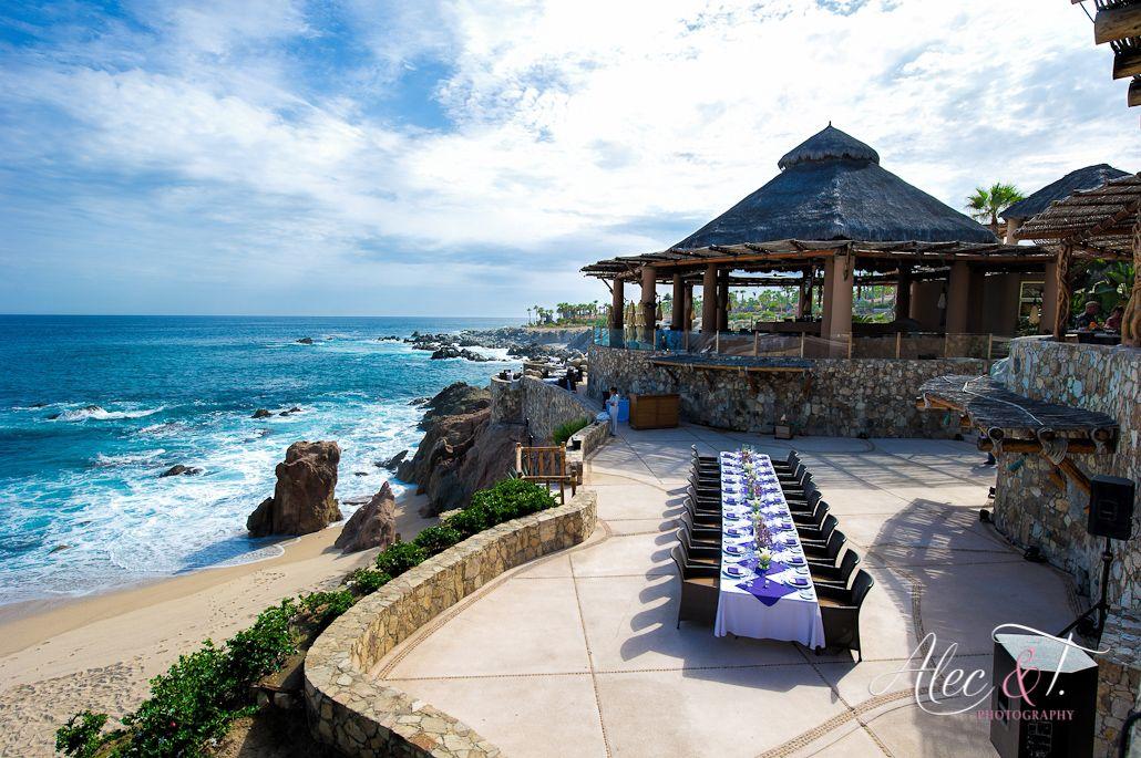 Wedding at Esperanza Resort in Cabo San Lucas Alec and T