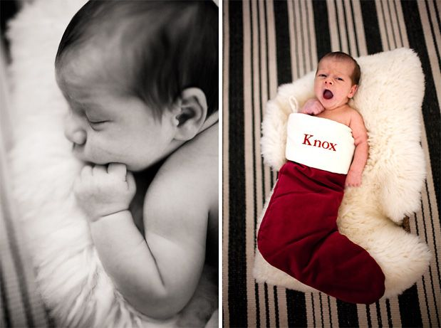 Babies' first Christmas photo ideas :) :)