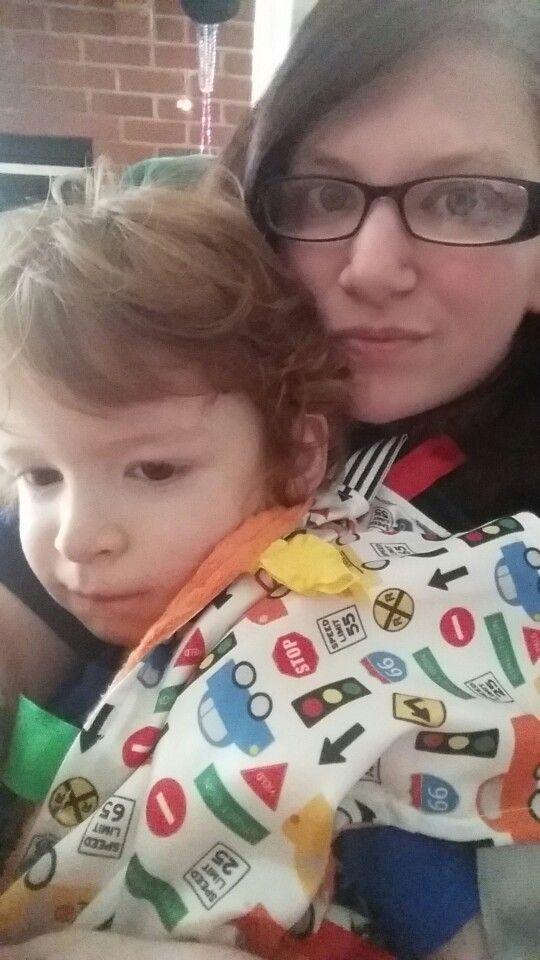 Snuggling with his Transportation lovey by Baby Jack and Company! #babyjackfan