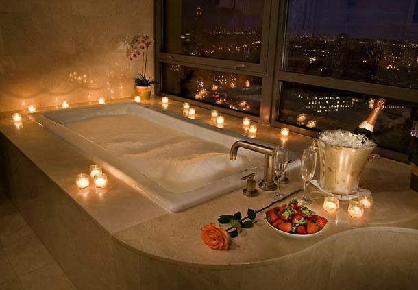 Romantica Noche Romantic Hotel Rooms Romantic Bathrooms