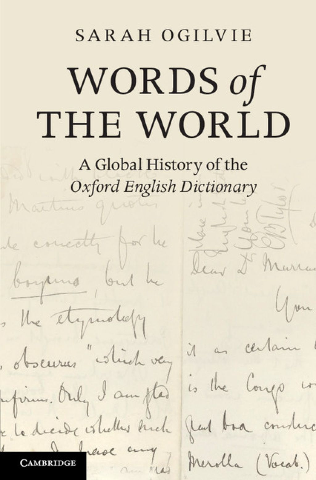 Words Of The World Ebook