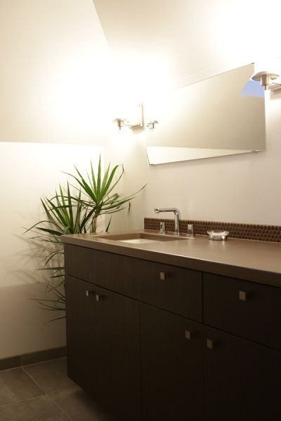 Nice Concrete Countertops Seattle Washington,