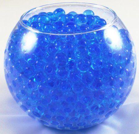 10 packs blue water beads aqua gems bio gel balls crystal soil 10 packs blue water beads aqua gems bio gel balls crystal soil wedding vase centerpiece junglespirit Image collections