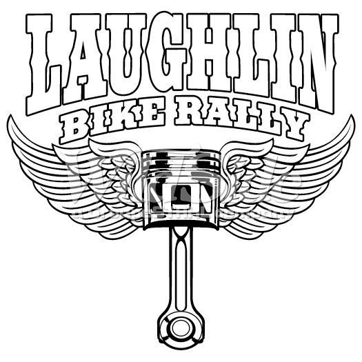 Laughlin Bike Rally Piston, pocket | The Wild Side
