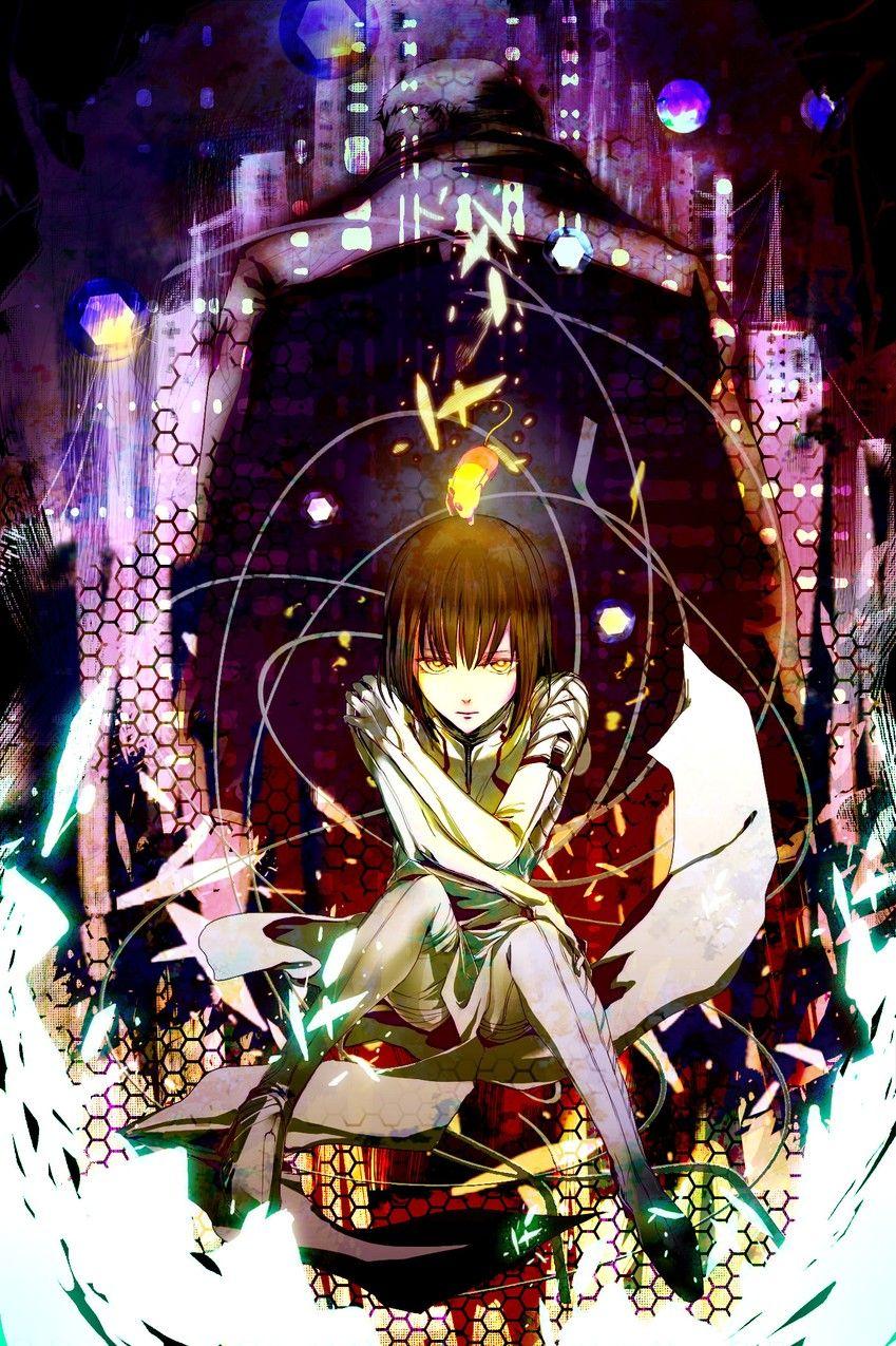 Mardock Scramble Animation art, Anime shows, Anime
