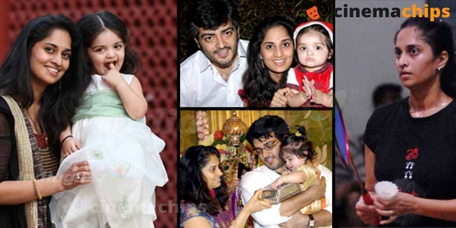 Actor Ajith Kumar and wife Shalini have become proud parents once again. The duo has been blessed with a baby boy on Monday morning