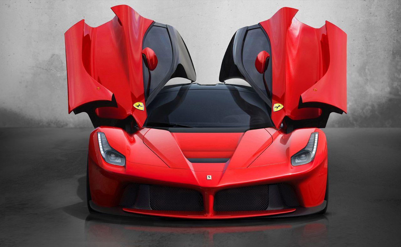 Ferrari Laferrari Is Beautifully Redundant W Video Ferrari Laferrari Super Cars Ferrari Car