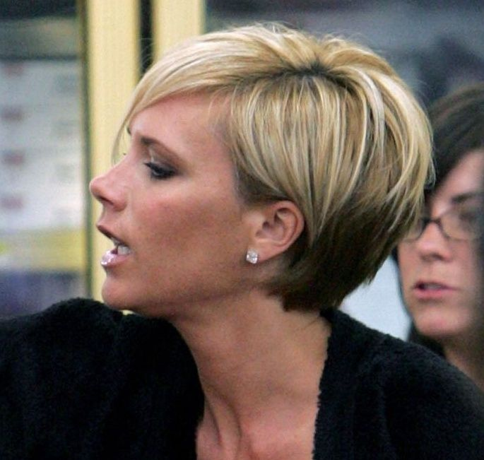 Faded Haircolor Victoria Beckham Victoria Beckham Hairstylesvictoria Beckham Short Hairhaircolorhair Beckham Hair Victoria Beckham Hair Hair Styles