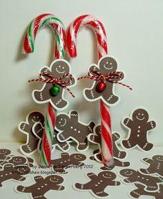 Hexes Zaubereien: In der Weihnachtsbäckerei.......