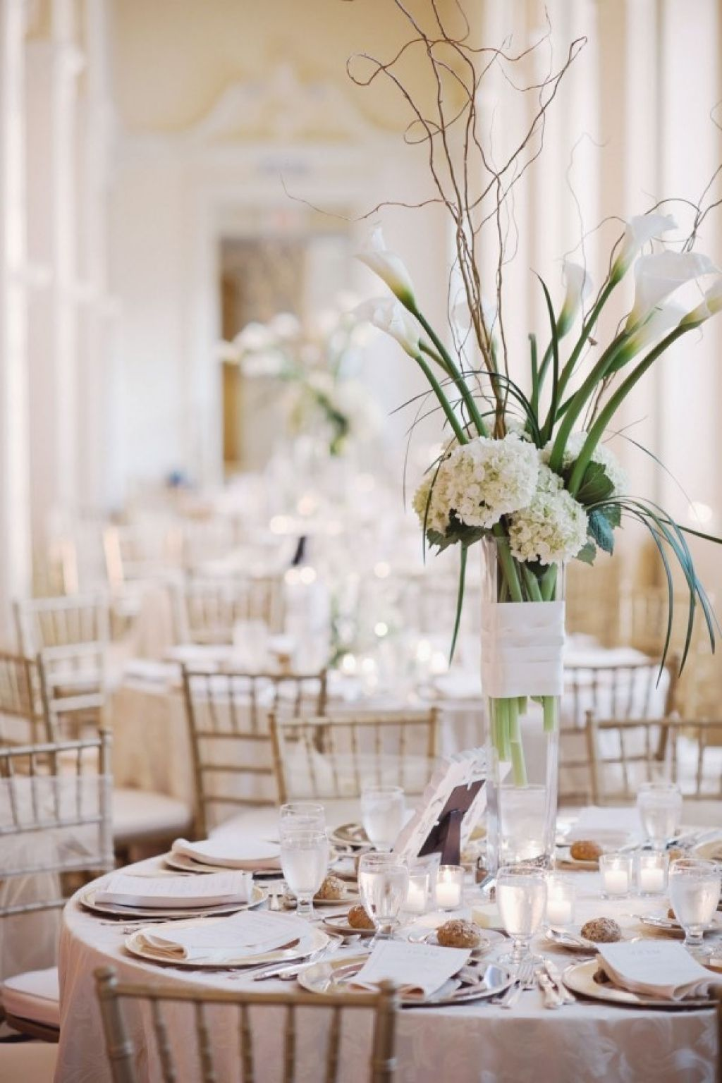 wedding centerpieces ideas special wedding gowns wedding table ...