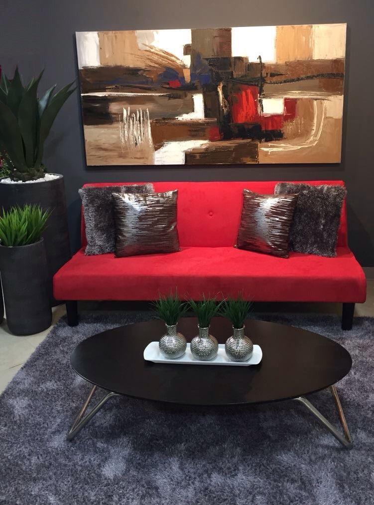 Rojo  Decoracin de interiores en 2019  Decoracion