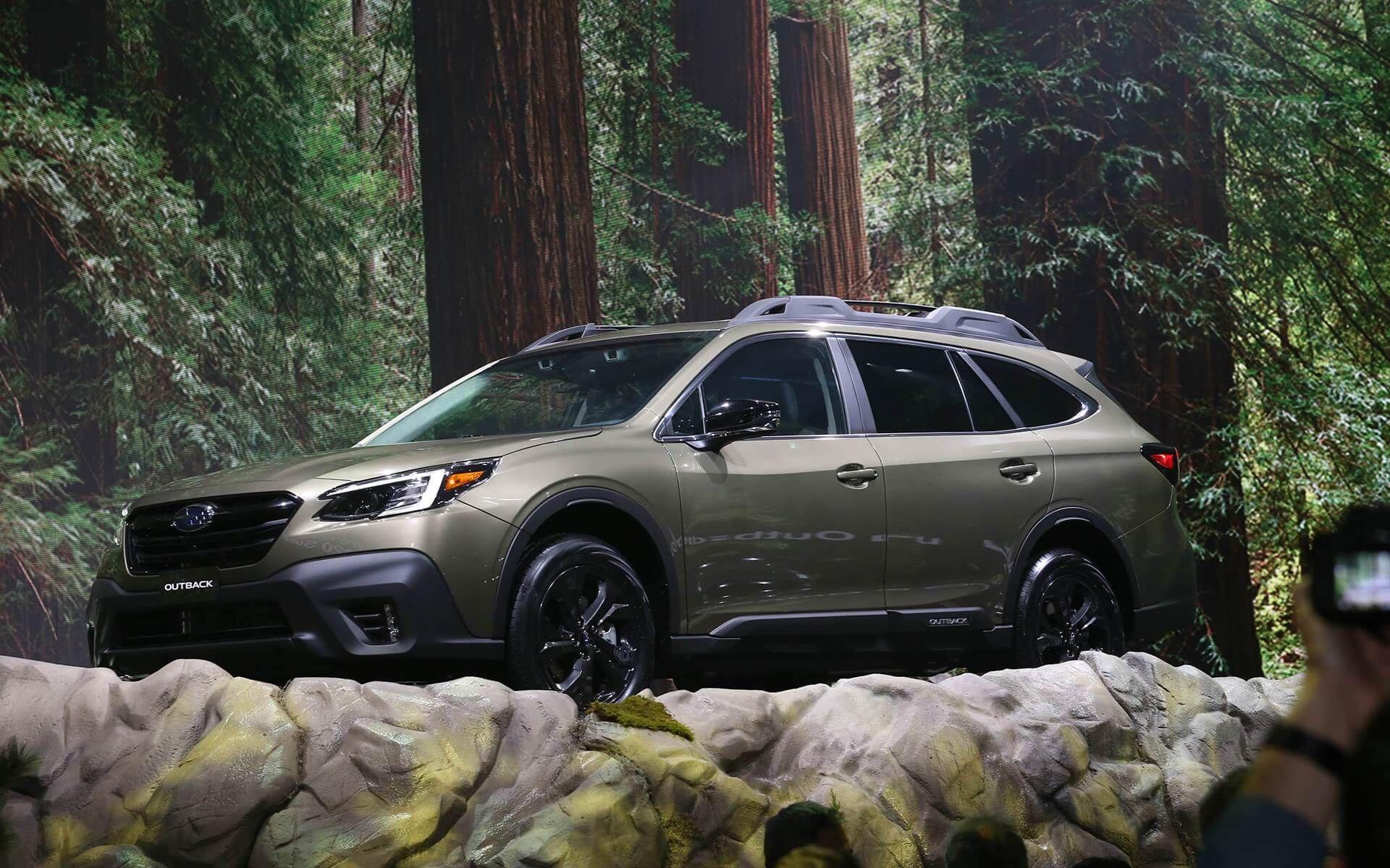 The All New 2020 Subaru Outback Subaru Outback Subaru Outback