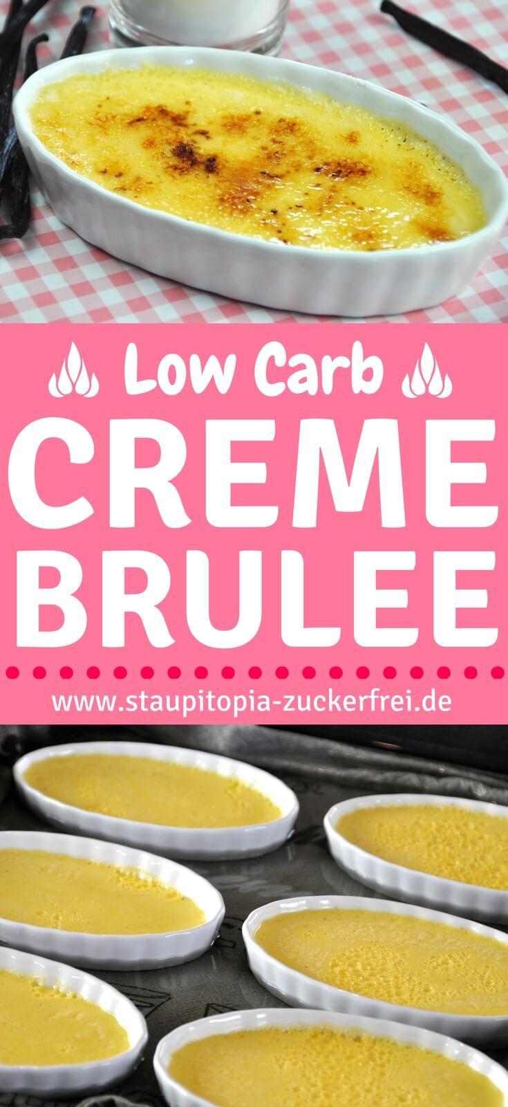 low carb creme brulee rezept staupitopia zuckerfrei rezepte tipps low carb rezepte. Black Bedroom Furniture Sets. Home Design Ideas