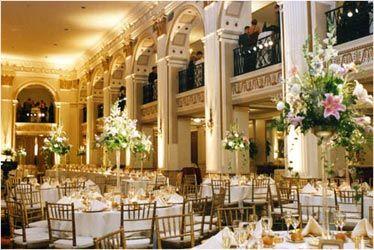 Ballroom At The Ben 834 Chestnut St Philadelphia Pa Ballroom Philadelphia Wedding Wedding Receptions