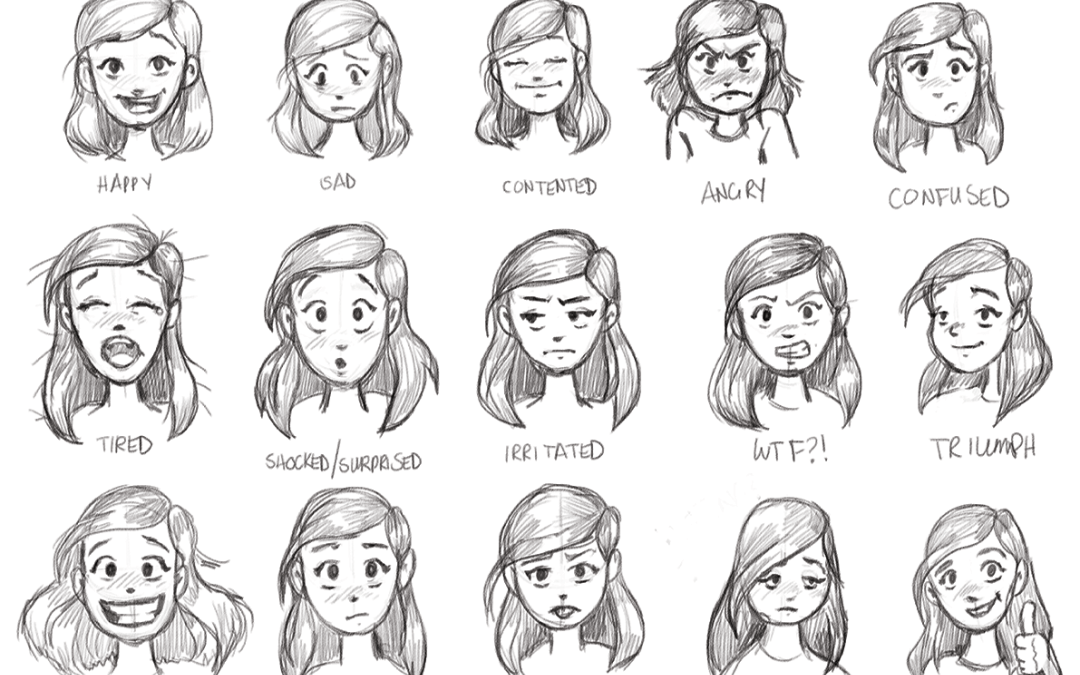 Annoyed Expression How To Draw Mastering Facial Expressions In 2020 Facial Expressions Drawing Drawings Drawing Practice