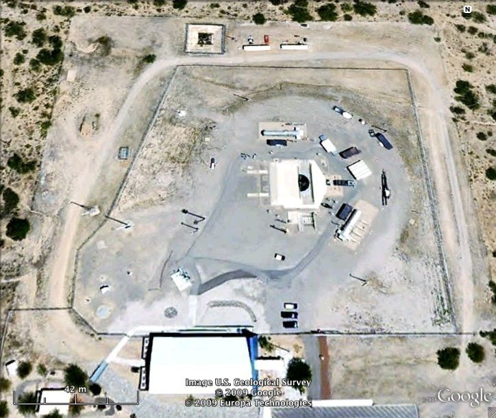 Titan Ii 571 7 Missile Silo Davis Monthan Afb Arizona With Images