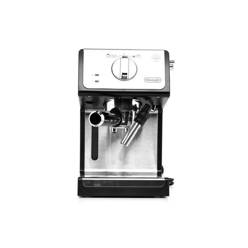 ديلونجي ماكينة تحضير الاسبريسو و الكابتشينو خزان سعة 1 1 لتر اكسترا السعودية Coffee Corner Cappuccino Maker Espresso Maker