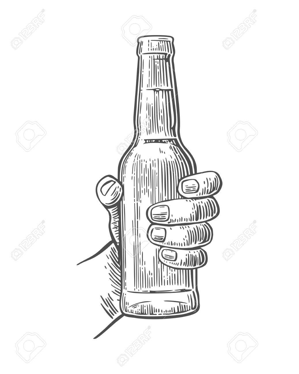14+ Bottle beer clipart vector information