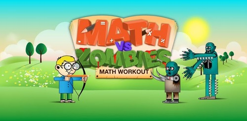 Math vs. Zombies Math Workout Android Apps on Google
