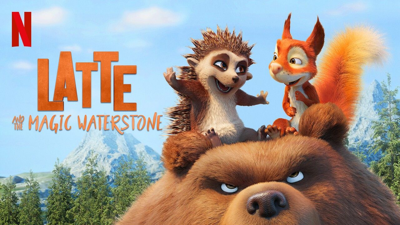Latte and the Magic Waterstone 2019 HindiEng Dual Audio