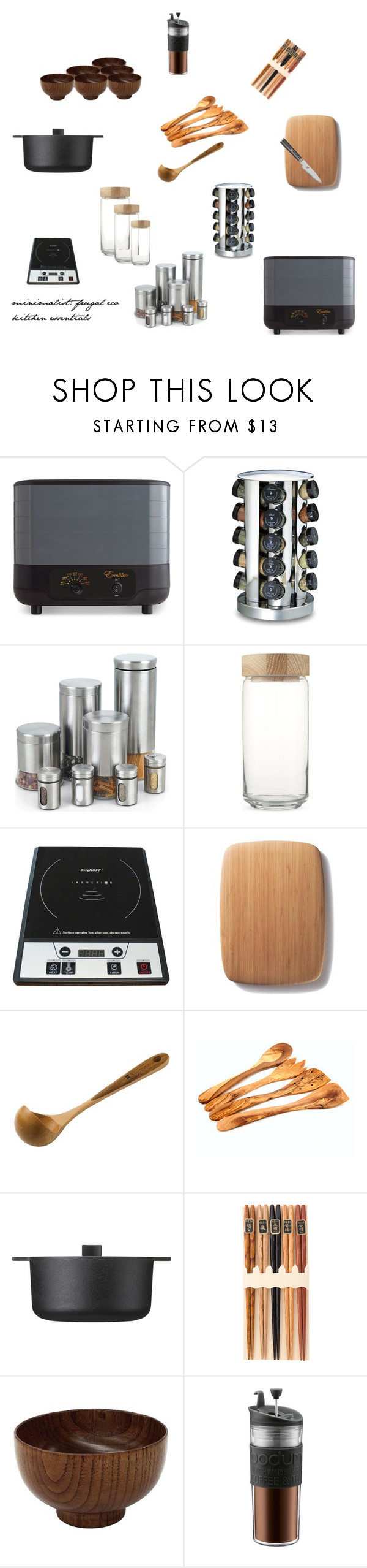 minimalist: frugal eco kitchen essentials   Kitchen essentials ...