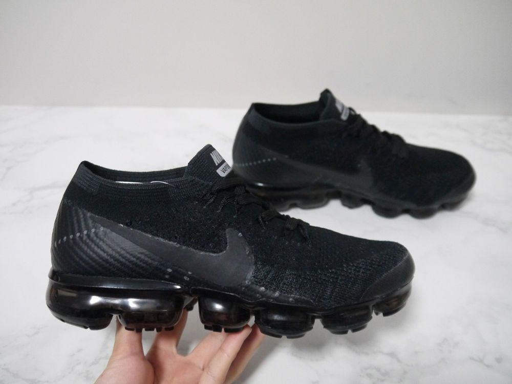 purchase cheap bdfaa 61316 Size 8.5 Women s Nike Air VaporMax Flyknit Triple Bkack 2.0 (W) -849557-006   fashion  clothing  shoes  accessories  womensshoes  athleticshoes (ebay  link)